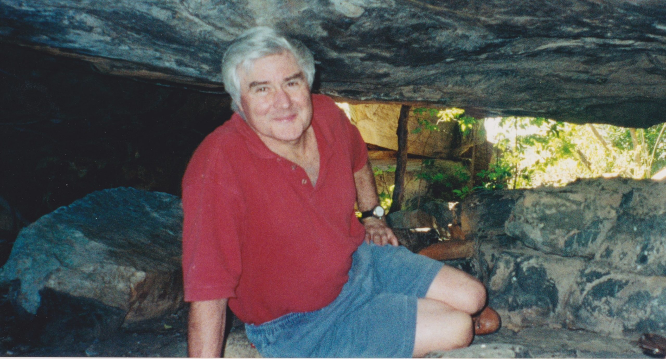 Henric Nicholas – a devotee of rock art and the Kimberley